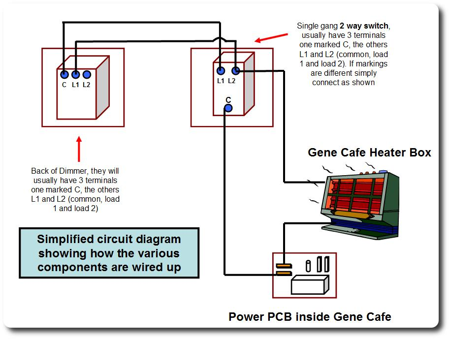 Dimmer switch wiring l1 l2 c circuit wiring and diagram hub recommended gene cafe mods archive coffee forums uk rh coffeeforums co uk 3 way dimmer switch wiring diagram light switch wiring l1 l2 com cheapraybanclubmaster Images